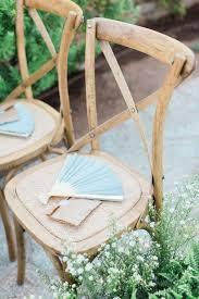 Wedding Program On A Fan Summer Wedding Tips U0026 Tricks Fabulous Frocks