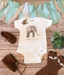 bohemian baby shower peanut onesie baby shower gift boho baby clothes baby
