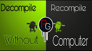 decompile systemui apk how to decompile recompile android app s without pc new and