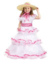 sweet southern toddler girl costume