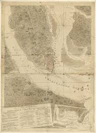 Charleston Sc Map Siege Of Charleston 1780 George Washington U0027s Mount Vernon