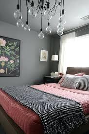 peinture murale chambre idees peinture chambre peinture mur couleur grise suspension
