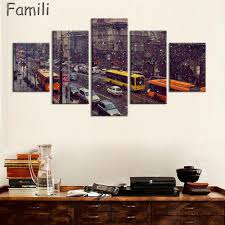Bedroom Wall Canvases Online Get Cheap Panoramic Canvas Prints Aliexpress Com Alibaba