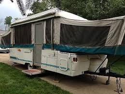 Camper Awnings For Sale Coleman Pop Up Camper 1996 Rvs For Sale