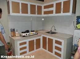 Daftar Harga Kitchen Set Minimalis Murah Daftar Berbagai Macam Harga Kitchen Set Aluminium Stainless Dan