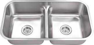 Kitchen  Cast Iron Bathroom Sink Bathroom Sink Lowes Stainless - Double sink for kitchen