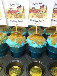 jake and the neverland party ideas jake the pirate cupcake ideas diy jake and the neverland