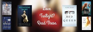 books for who like the twilight seriesnewinbooks
