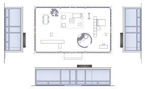 Glass House Floor Plans Philip Johnson Glass House Dimensions Potete Avere Il File Dwg