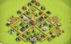 coc map layout th6 which is the best base layout for town hall 6 on clash of clans quora