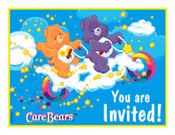 free printable birthday invitations for kids blue mountain