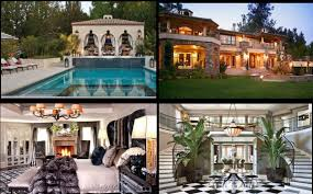 house of the day a tour of kris jenner u0027s home in hidden hills ca