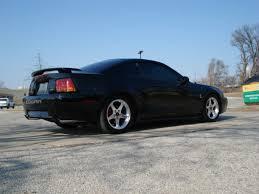 2001 Black Mustang Fs 2001 Mustang Cobra Svt Black Coupe Svtperformance Com