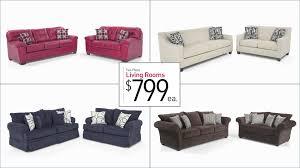 Bob Furniture Living Room Set Appealing Twopiece Living Room For Bob Us Discount Furniture Image