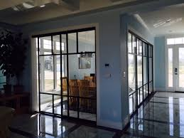 Interior Glass Sliding Doors Sliding Doors Custom U0026 Modern Glass Doors Office Room Dividers