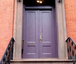 how painting the doors a different color can boost your home u0027s décor