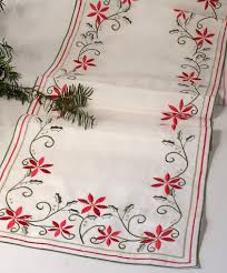 beautiful table cloth design table linen handloom product in india