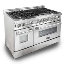 48 Inch Cooktop Gas Ranges And Cooktops U2014 Zline Kitchen