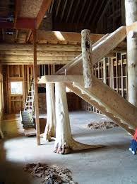 trick wood custom stairs