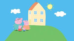 peppa pig hd wallpaper download free hd wallpapers