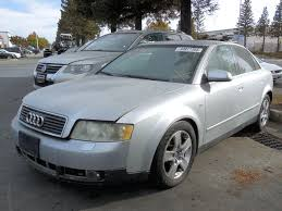 2002 audi a4 3 0 quattro parts car stock 005795