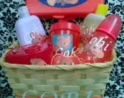 baby shower gift baskets baby shower gift basket etsy