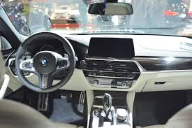 bmw 5 series dashboard 2017 bmw 5 series bmw 530d xdrive at 2017 vienna auto show