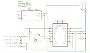 wiring diagram for garage door opener with 1024 0 lovely carlplant