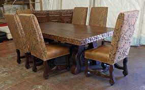 leather dining room chairs best furniture for a dining room