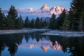 Wyoming mountains images Lakes usa teton mountains frost nature grass grand wyoming snow jpg
