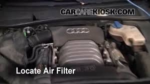 2001 audi a6 engine air filter how to 1998 2004 audi a6 2004 audi a6 3 0l v6