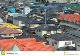 japanese town royalty free stock photos image 2710718