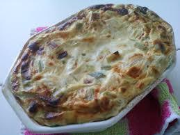 cuisiner le poireaux flan à la ricotta et aux poireaux plats cuisinés