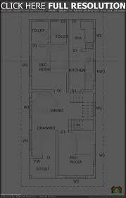 750 Square Feet 1500 Square Feet 3 Bedroom Villa House Design Plans 750 Sq Ft Tiny