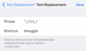 how to type the shrug emoji in every possible format ツ