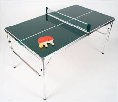 aluminum ping pong table the original master pong mini portable lightweight aluminum folding