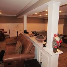 Temporary Wall Ideas Basement by Best 25 Room Separating Ideas On Pinterest Wood Beams Room