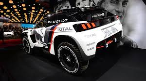 peugeot pars 2017 2017 peugeot 3008 dkr news reviews msrp ratings with amazing