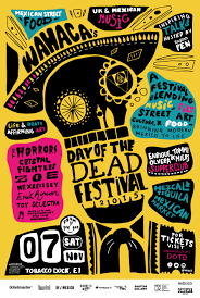 day of the dead home decor wahaca u0027s day of the dead festival tickets are on sale now wahaca