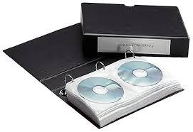 cd dvd binder