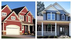 red brick house siding colors vinyl colors barn red siding gallery