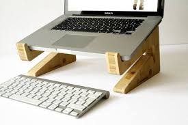 Stands For Laptops On Desk Wooden Laptop Stands Sustainable Distinctive Apartment