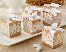 wedding guest gift ideas wedding favor boxes pretty enough for decor favors rustic
