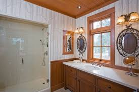Bathroom With Beadboard Walls by 18 Beadboard Bathroom Designs Ideas Design Trends Premium
