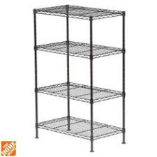 phenix city home depot black friday sales 4 tier wire shelving unit storage rack shelf adjustable garage