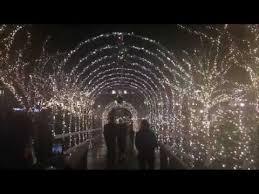 crocker park tree lighting 2017 crocker park lights 2017 youtube