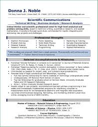 A Sample Of A Resume by Download Well Written Resume Haadyaooverbayresort Com