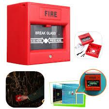 break glass door release emergency door release fire alarm button call point break glass