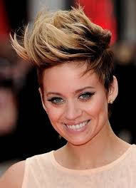 pompadour hairstyle pictures kimberly wyatt pompadour hairstyle pretty designs