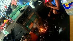denyo excellent silent welder dlw 300es test run youtube